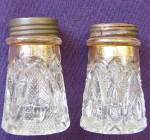 Click to view larger image of New Hampshire Salt Shakers � pair	 (Image1)