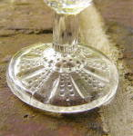 Click to view larger image of Panelled Dewdrop Wine and Cordial (Image3)