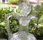 Click to view larger image of Pennsylvania Handled Decanters (pair) (Image5)