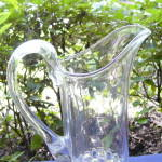 Click to view larger image of Cut Log tankard water pitcher (Image4)