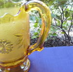 Click to view larger image of Dahlia Water Pitcher (Image3)