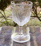 Click here to enlarge image and see more about item 4826: Small Flowered Tulip Goblet