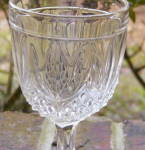 Click to view larger image of Small Flowered Tulip Goblet (Image2)