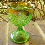 Click here to enlarge image and see more about item 5002: Sunbeam Goblet