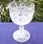 Finecut and Block Goblet