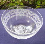 Click to view larger image of Fruit/Finger Bowls � Blown, Cut, Etched (5)	 (Image2)
