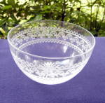 Click to view larger image of Fruit/Finger Bowls � Blown, Cut, Etched (5)	 (Image3)