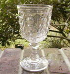 Click to view larger image of Flint Pillar Goblet (Image1)