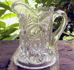 Click here to enlarge image and see more about item 5185: Oval Star Toy Water Pitcher