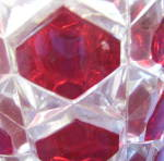 Click to view larger image of Gem Wine Decanter Ruby (Image3)