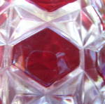 Click to view larger image of Gem Wine Decanter Ruby (Image5)