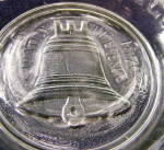 Click to view larger image of Liberty Bell Plate (Image2)