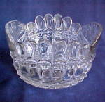 Click here to enlarge image and see more about item 5363: Bow Tie Punch Bowl