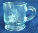 Click here to enlarge image and see more about item 5440: Columbus and Washington Mug