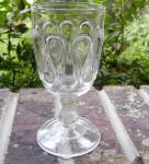Click to view larger image of Ribbon Candy Goblet (Image1)