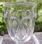 Click to view larger image of Ribbon Candy Goblet (Image2)