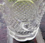 Click to view larger image of Horn of Plenty Flint Pint Decanter (Image4)