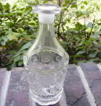 Click to view larger image of Horn of Plenty Flint Pint Decanter (Image5)