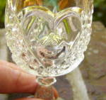 Click to view larger image of Heart with Thumbprint Wines – pair (Image2)