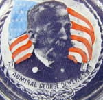 Click to view larger image of Admiral Dewey Plate (Image2)