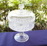 Click to view larger image of Mascotte High Standard Covered Compote	 (Image1)