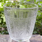 Click to view larger image of Paneled Forget-Me-Not Goblet (Image4)