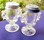 Homestead Salt Shakers (pair)