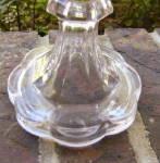 Click to view larger image of Bulls Eye and Fleur de Lis Flint Fluid Lamp (Image5)