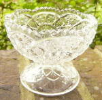 Click here to enlarge image and see more about item 5943: Cambridge Wheat Sheaf Toy Punch Bowl