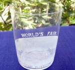 Click to view larger image of Columbian Expo Etched Tumbler (Image5)