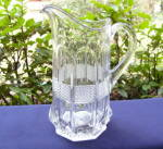 Virginia/Banded Portland Water Pitcher