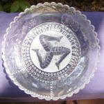Click here to enlarge image and see more about item 6088: Isle of Man Triskelion Bowl