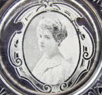 Click to view larger image of Lillian Russell Historical Plate (Image2)