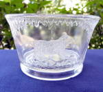 Click here to enlarge image and see more about item 6131: Polar Bear Waste Bowl