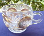 Click to view larger image of Scroll with Cane Band Punch Cups (3) (Image2)
