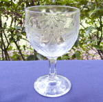 Click to view larger image of Fan with Diamond Goblet (Image1)