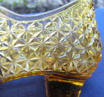 Click to view larger image of Duncan Amber Glass Shoe (Image7)
