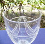 Click to view larger image of  Garfield Drape Goblet (Image2)