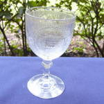 Click here to enlarge image and see more about item 6376: Capitol Building Goblet