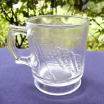 Click here to enlarge image and see more about item 6392: Tennessee Rose Mug