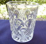 Click to view larger image of   Heart with Thumbprint Tumblers (2) (Image3)