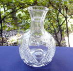 Tarentum Heart with Thumbprint Carafe