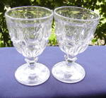 Click to view larger image of  Flint Excelsior Goblets (set of 4)    (Image2)