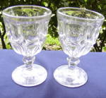 Click to view larger image of  Flint Excelsior Goblets (set of 4)    (Image3)