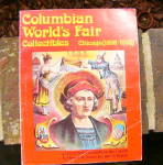 Click to view larger image of Columbian World�s Fair Collectibles	 (Image1)