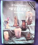 Click here to enlarge image and see more about item BKWELL: Weller Pottery Book