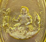 Click to view larger image of Royal -  Crying Baby Bread Plate (Image3)