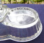 Click to view larger image of Truncated Cone Salt Shakers with Ring Handle Stand (Image5)