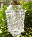 Click to view larger image of Star & Punty Whale Oil Lamp (Image3)