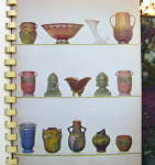 Click to view larger image of Roseville Art Pottery in Color - book by Purviance (Image2)